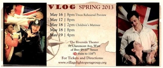 Village Light Opera Group Presents