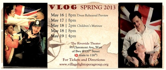 Village Light Opera Group Presents