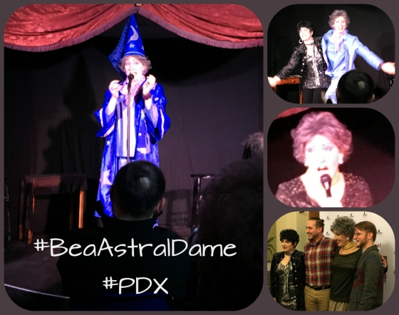 Beatrice PDX collage